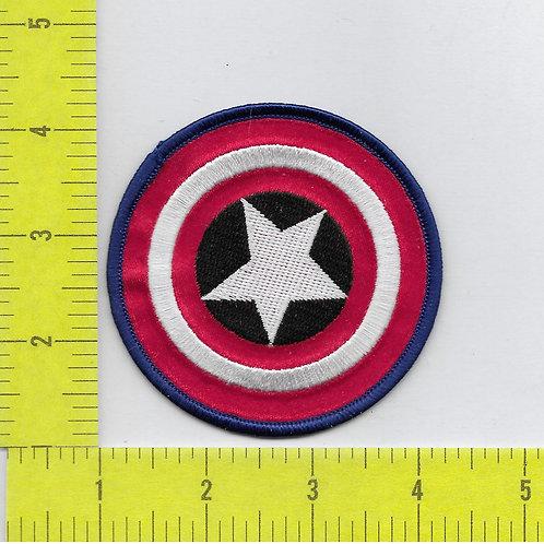 Capt. America Shield Patch