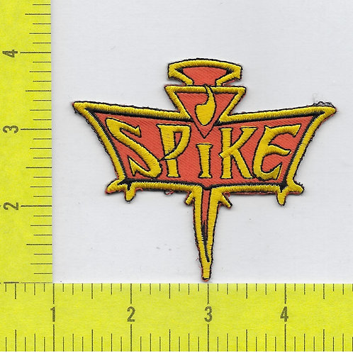 Buffy The Vampire Slayer - Spike- Orange Patch