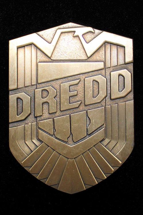 Judge Dredd Shield Pin