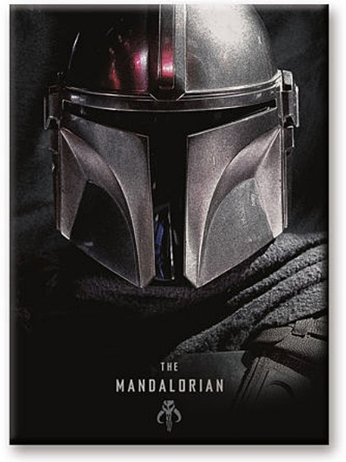 The Mandalorian: Black Art Image
