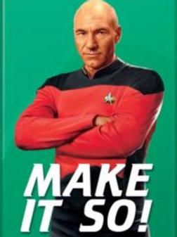 Star Trek: Next Generation, Make It So