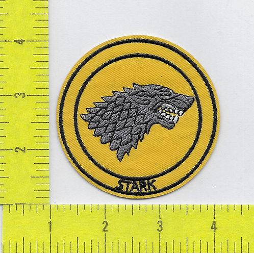 Game of Thrones: Stark House Sigil Patch