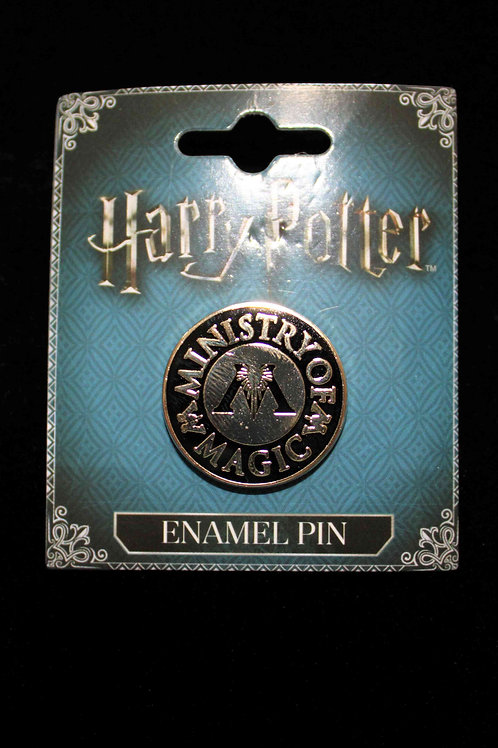 Ministry of Magic Pin