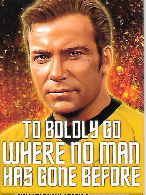 Star Trek: The Original series, Capt. Kirk