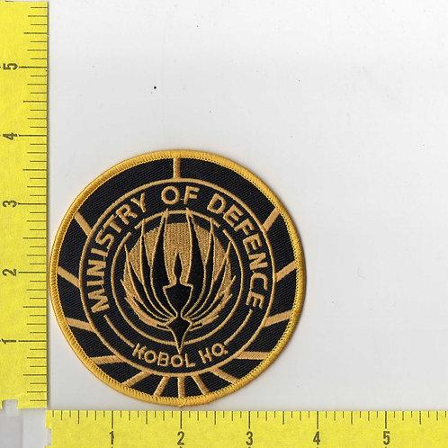 BSG: Kobol HQ Ministry of Defense