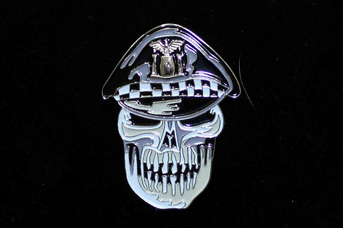 copy of Skull with Cap pin
