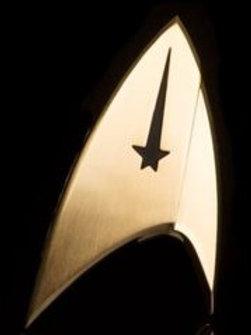 Star Trek Discovery Command Sm Logo Pin