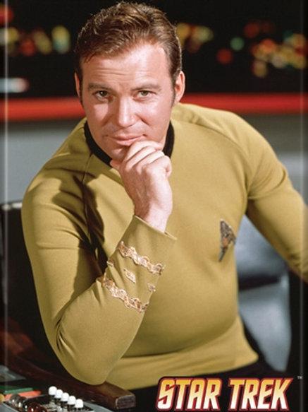 Star Trek: The Original series, Kirk on Bridge