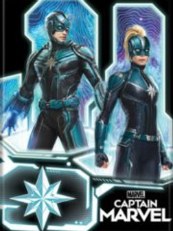 Marvel Comics: Carol & Yon-Rogg Kree Warriors