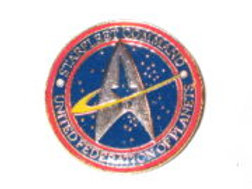 Star Trek: Original TV series  Starfleet Pin