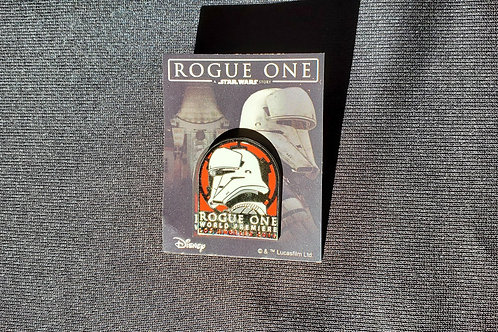 Star Wars: Rogue One World Premiere Licensed Pin