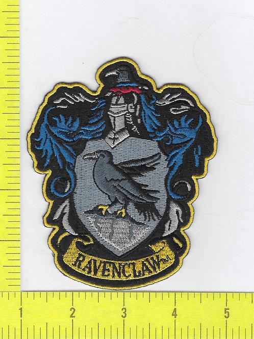 Ravenclaw House Crest Patch Lg