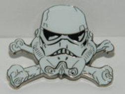 Star Wars: Stormtrooper Helmet Crossed Bones