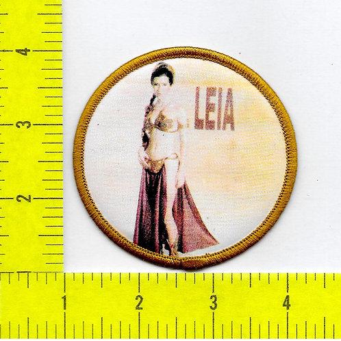 Star Wars: Princess Leia Patch