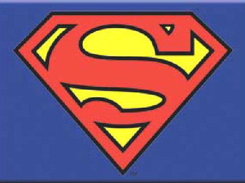 DC Comics: Superman Diamond S Chest Logo