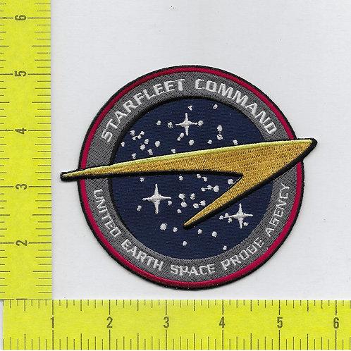 Star Trek: Starfleet Command United Earth Space Probe Agency Patch
