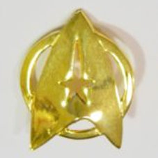 Star Trek The Motion Picture Command Logo Pin