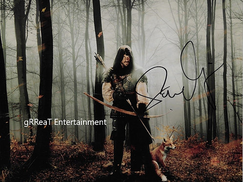 Sean Maguire Autographed 10 in x 8 in. Photo