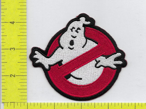 "Ghostbusters Movie ""No Ghost"" Logo - black border"