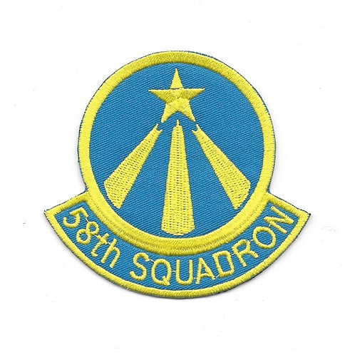 Space: Above and Beyond TV Series, 58th Squadron
