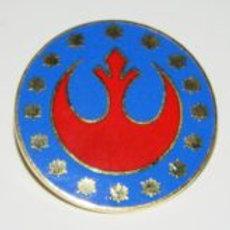 Star Wars: Rebel Alliance New Republic Pin