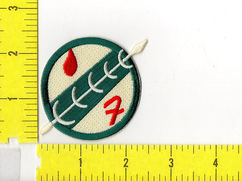 Classic Star Wars: Boba Fett Family Logo Patch