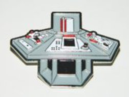 Doctor Who: Tardis Console Pin