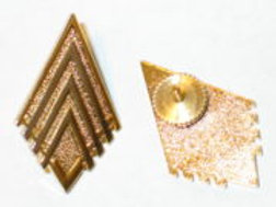 BSG: Major Collar Pips