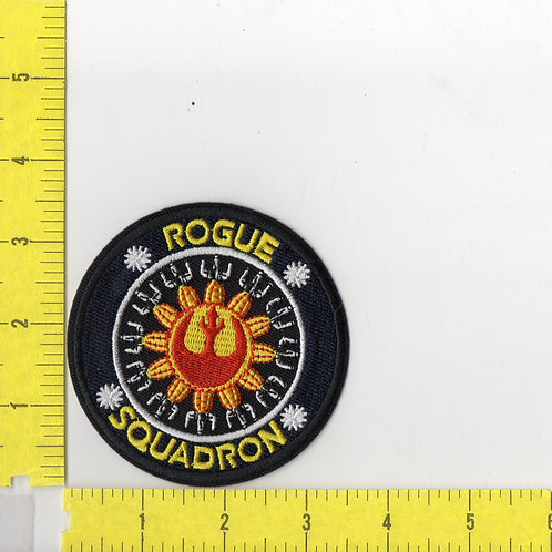 Star Wars: Rogue Squadron Logo Patch