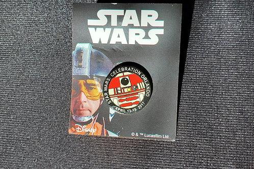 Star Wars: Celebration 2017 Licensed Pin