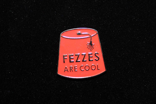 Doctor Who: Fez Hat Pin