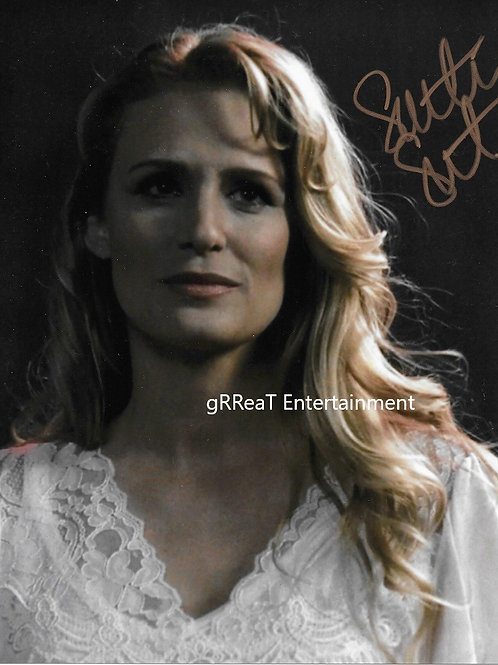 Samantha Smith autographed 8 in x 10 in photo