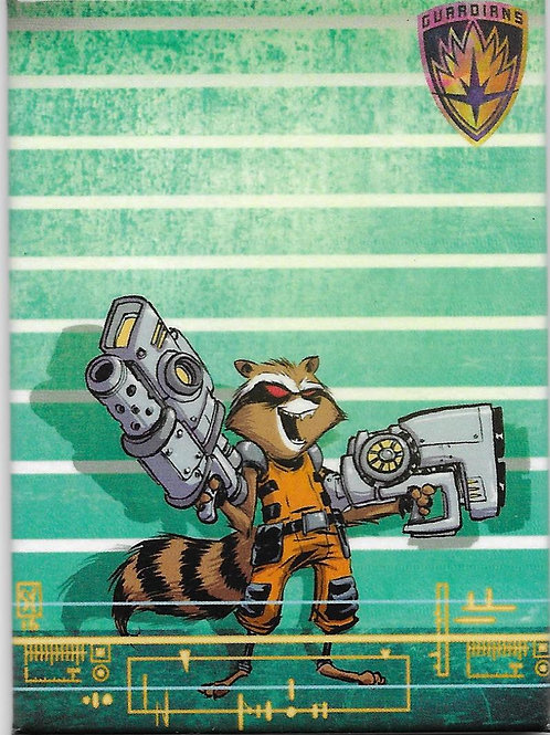 Marvel Comics: Rocket RETIRED Image