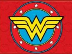 DC Comics: Wonder Woman w/Stars Logo