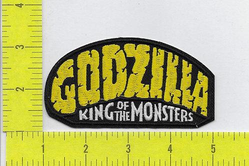 Godzilla Title Patch