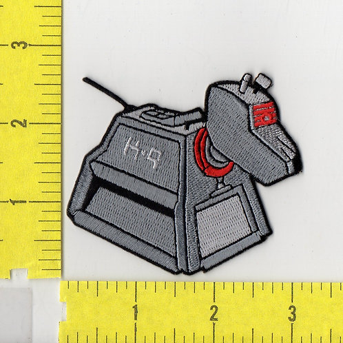 Doctor Who: K-9 Patch