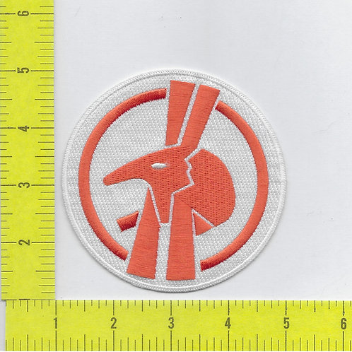 Stargate SG-1: Seth Cult Group Orange Logo Patch