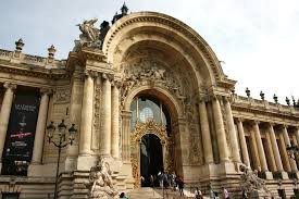 The Gorgeous Facade of the Petit Palais Museum
