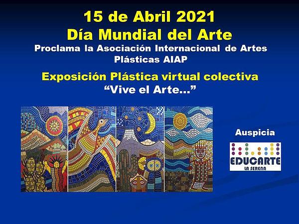 AFICHE EXPO DÍA MUNDIAL DEL ARTE.jpg
