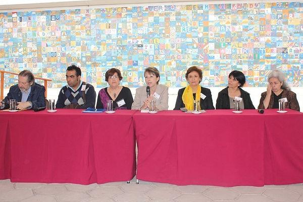 Panel de expertos chilenos. Encuentro in