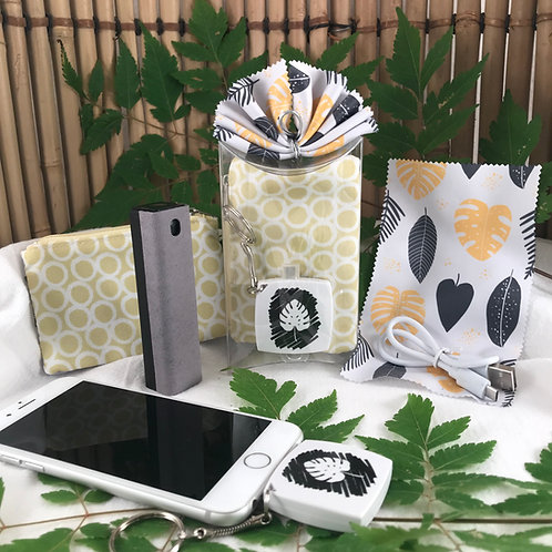 Items included in gift set
