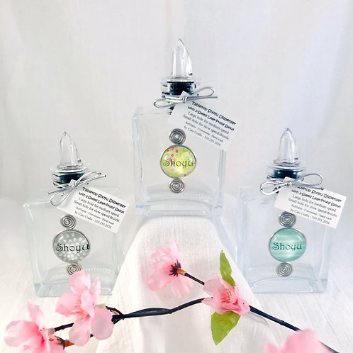 Tabletop Shoyu Bottle - Rectangle