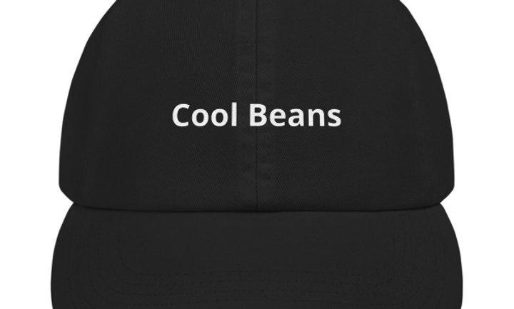 Cool Beans Champion Cap