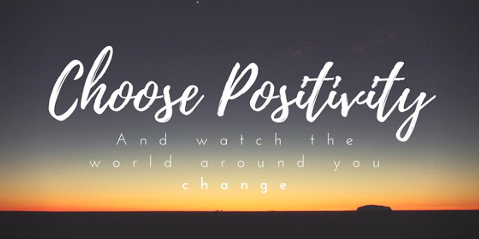 September Positivity Boot camp