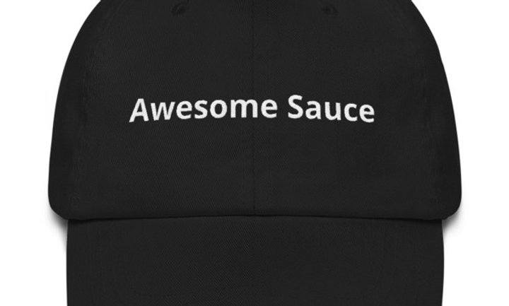 Awesome Sauce Cap
