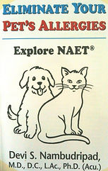 vaincre les allergies environnementales - Dr. Nambudripad - méthode NAET