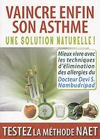 vaincre enfin son asthme - Dr. Nambudripad - méthode NAET