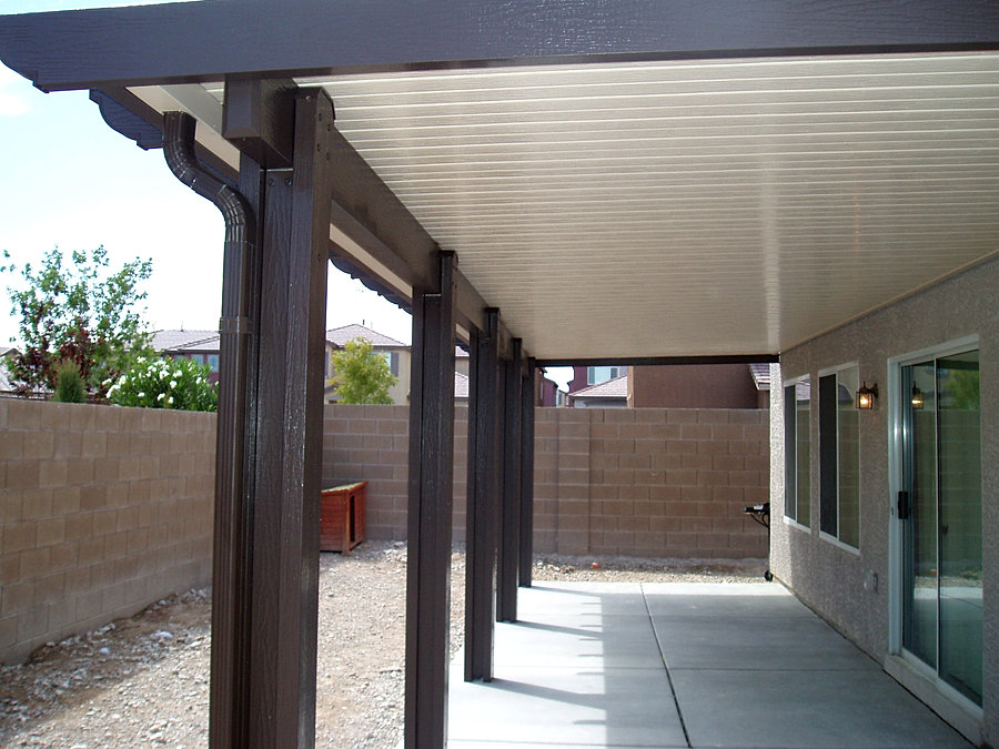 Residential and commercial patio covers in las vegas for Patio covers las vegas nv