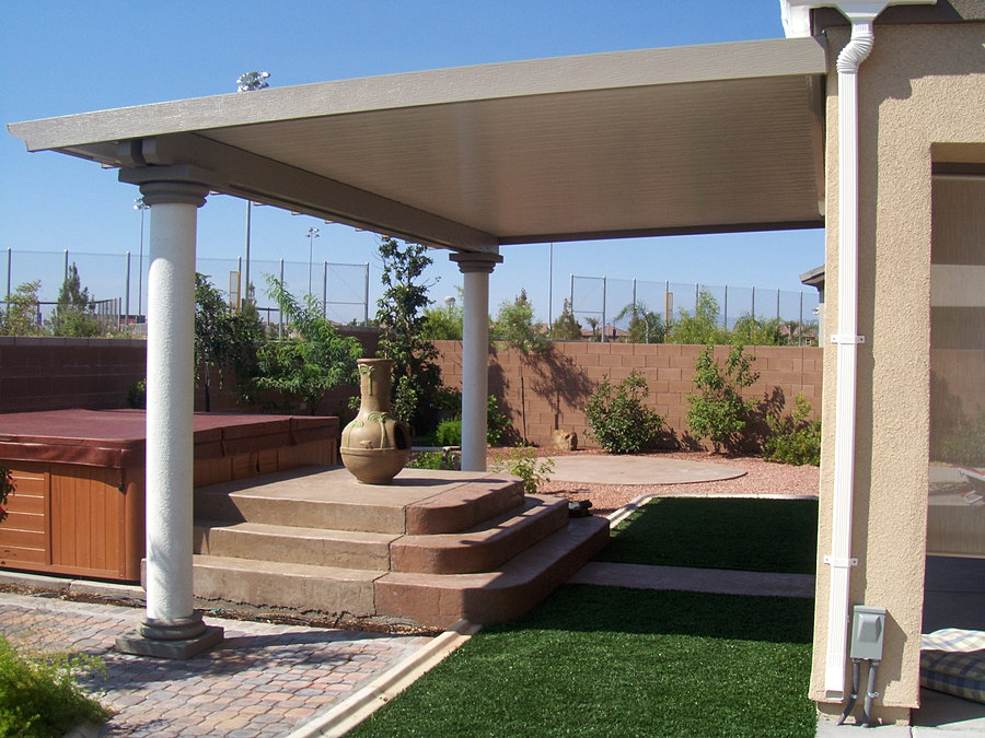 residential and commercial patio covers in las vegas