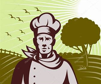 Chef cuisinier Bio